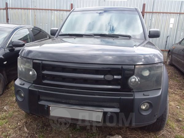 Land Rover Discovery, 2008 год, 397 800 руб.