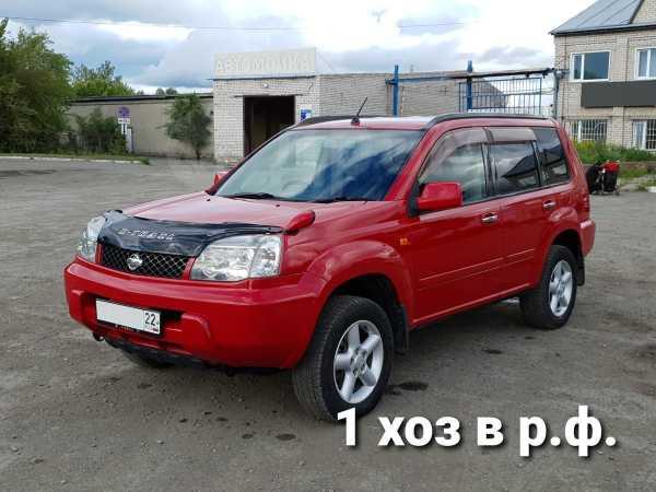 Nissan X-Trail, 2001 год, 407 000 руб.
