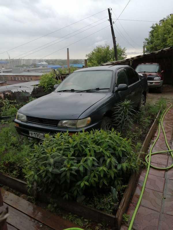 Toyota Corolla Ceres, 1992 год, 120 000 руб.