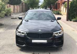 Грозный BMW 5-Series 2019