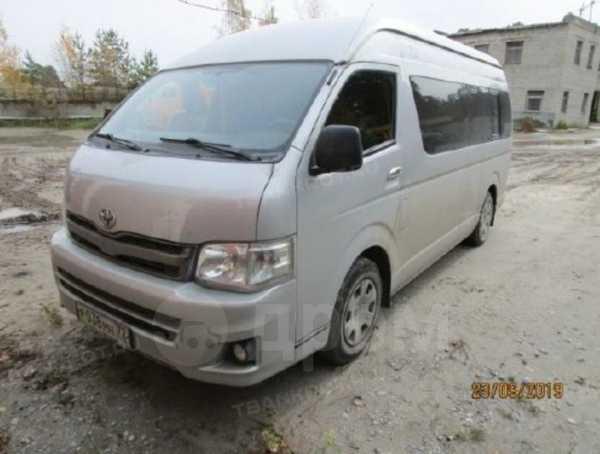 Toyota Hiace, 2013 год, 1 216 000 руб.