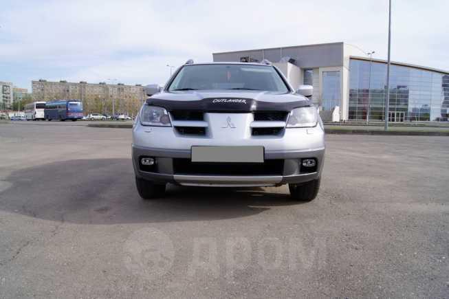 Mitsubishi Outlander, 2004 год, 520 000 руб.