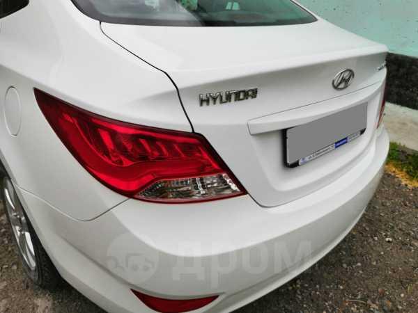 Hyundai Solaris, 2014 год, 550 000 руб.