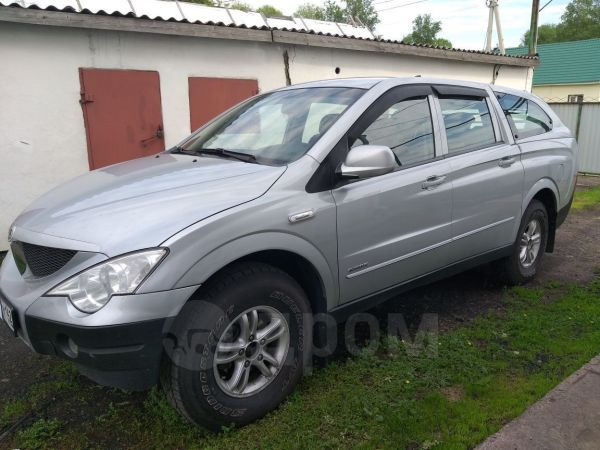 SsangYong Actyon Sports, 2011 год, 465 000 руб.