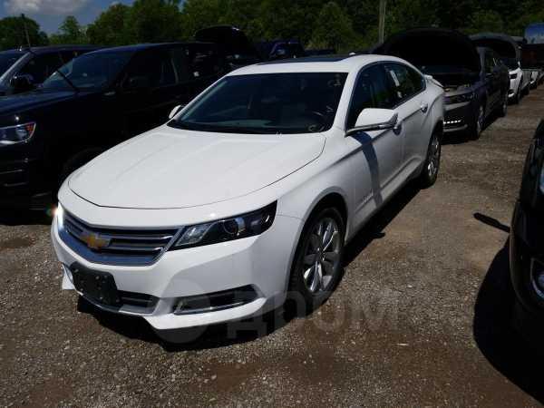 Chevrolet Impala, 2019 год, 1 550 000 руб.