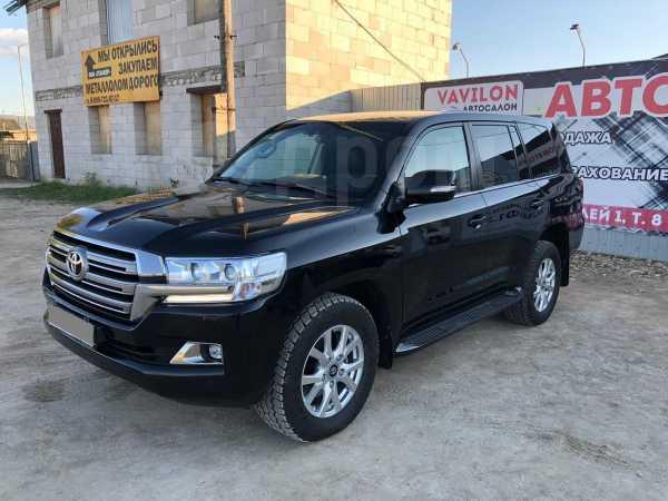 Toyota Land Cruiser, 2016 год, 3 390 000 руб.
