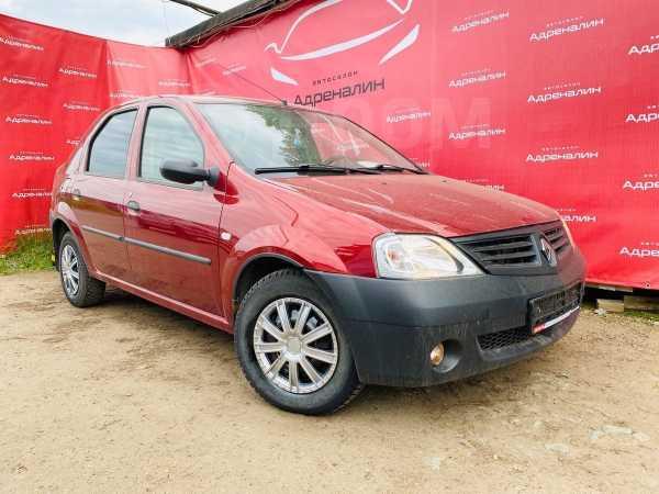 Renault Logan, 2008 год, 285 000 руб.