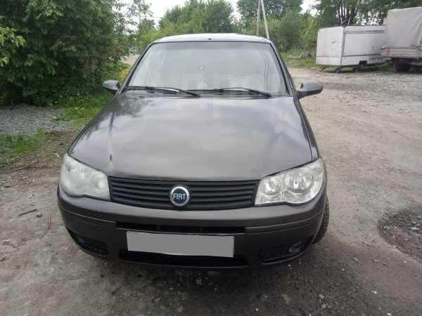 Fiat Albea, 2008 год, 134 000 руб.