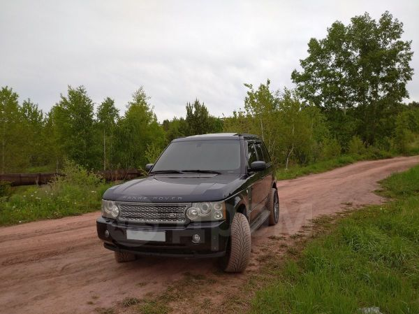 Land Rover Range Rover, 2006 год, 795 000 руб.