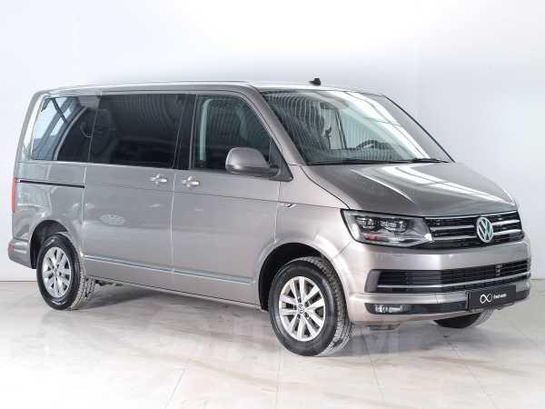 Volkswagen Caravelle, 2017 год, 2 049 000 руб.