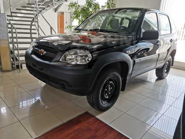 Chevrolet Niva, 2020 год, 640 000 руб.