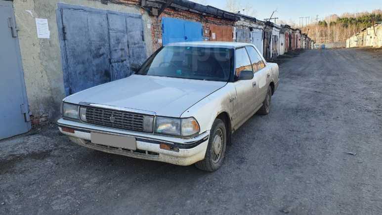 Toyota Crown, 1988 год, 62 000 руб.