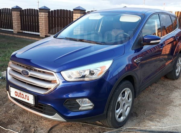 Ford Kuga, 2017 год, 950 000 руб.