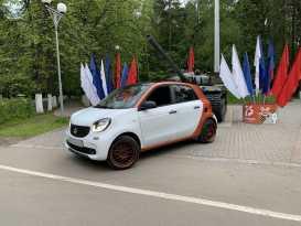 Москва Forfour 2016