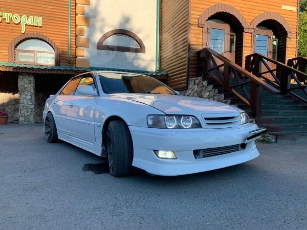 Toyota Chaser, 1999 год, 535 000 руб.