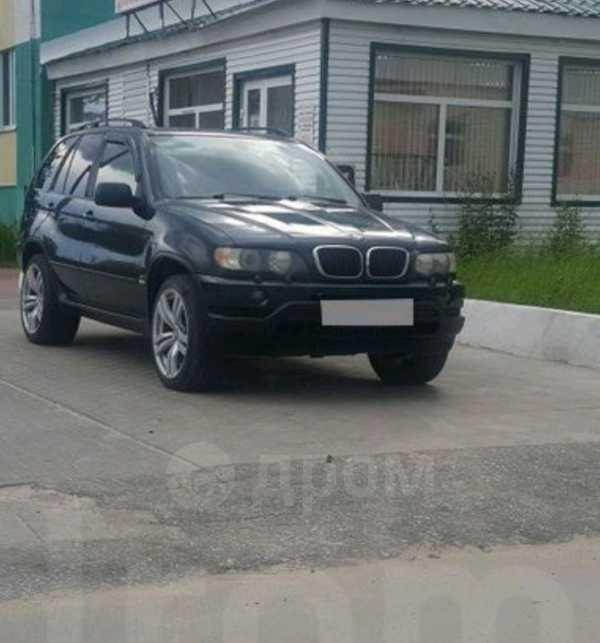 BMW X5, 2003 год, 440 000 руб.