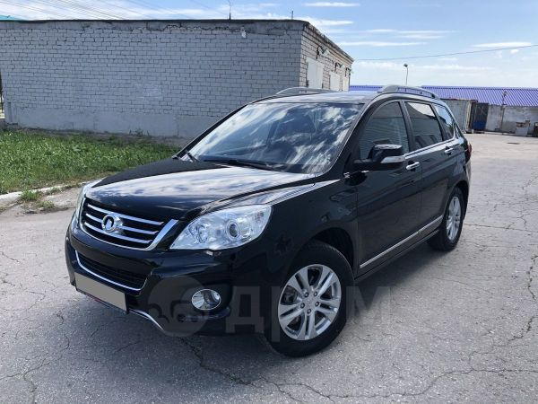 Great Wall Hover H6, 2014 год, 649 000 руб.