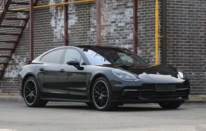 Porsche Panamera, 2017 год, 6 300 000 руб.