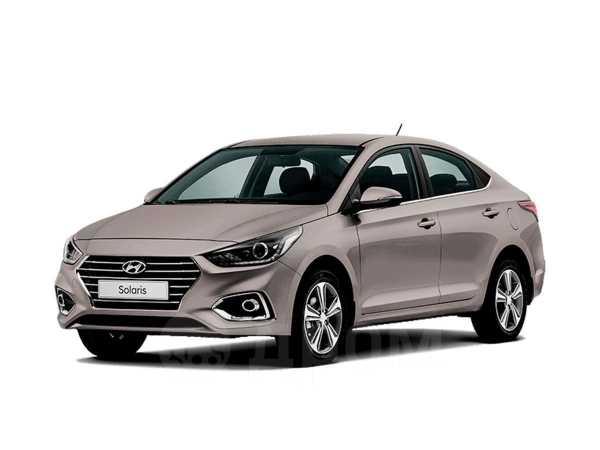 Hyundai Solaris, 2020 год, 1 002 600 руб.