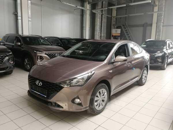 Hyundai Solaris, 2020 год, 1 001 390 руб.
