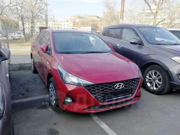 Hyundai Solaris, 2020 год, 961 798 руб.