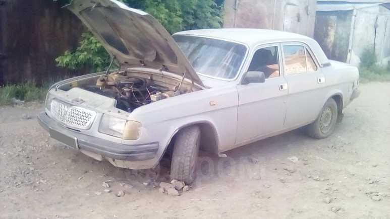ГАЗ 3110 Волга, 1998 год, 45 500 руб.