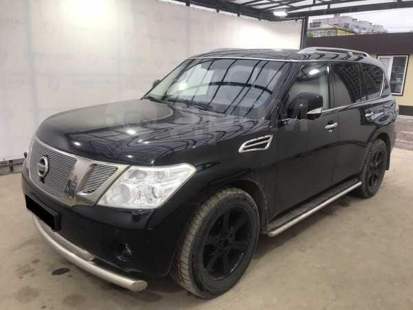 Nissan Patrol, 2011 год, 1 260 000 руб.