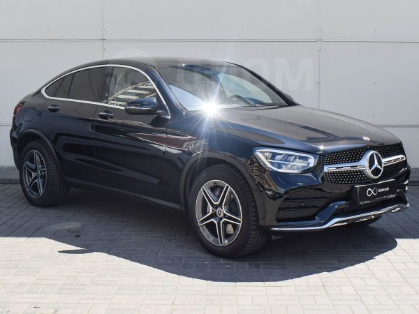 Mercedes-Benz GLC Coupe, 2019 год, 3 999 000 руб.