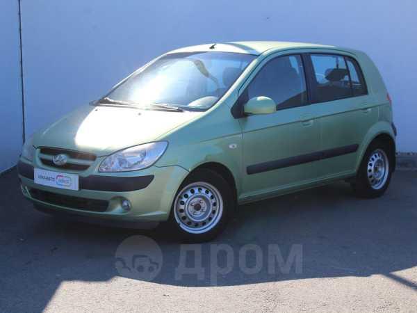Hyundai Getz, 2006 год, 299 000 руб.