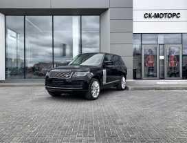 Сургут Range Rover 2020
