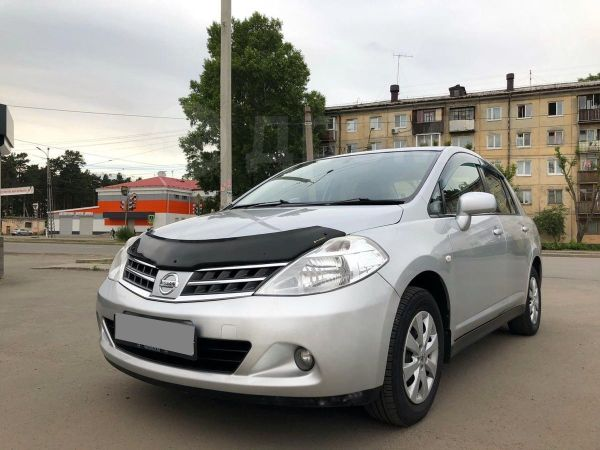 Nissan Tiida Latio, 2011 год, 450 000 руб.