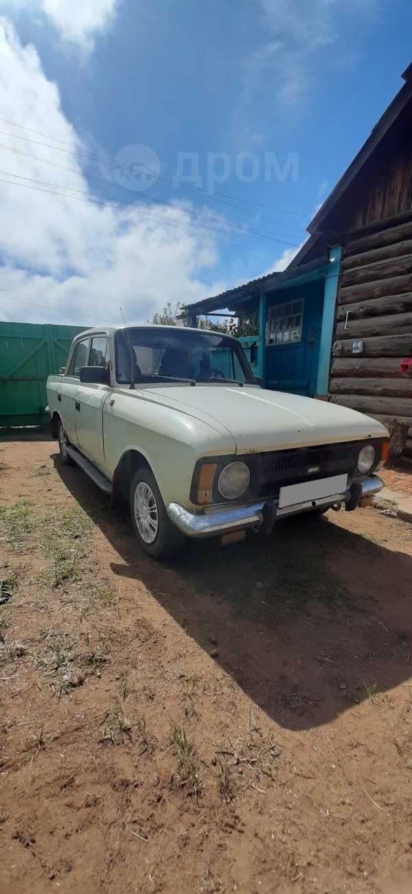 Москвич 412, 1984 год, 45 000 руб.