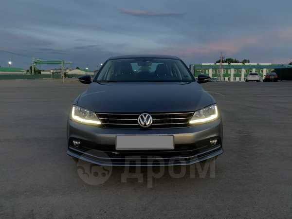 Volkswagen Jetta, 2017 год, 1 150 000 руб.
