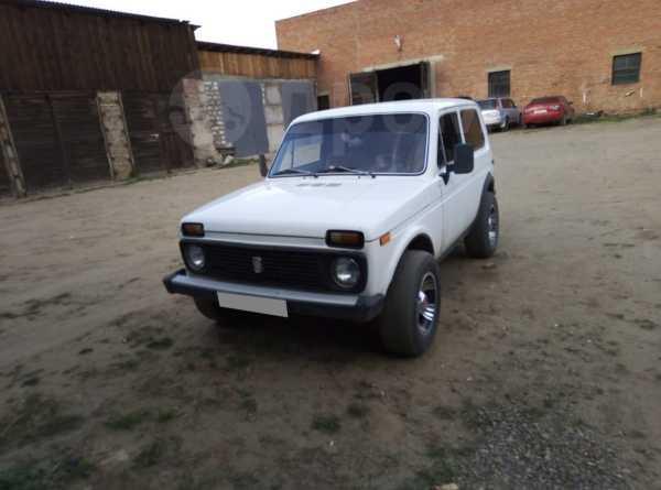 Лада 4x4 2121 Нива, 1991 год, 105 000 руб.