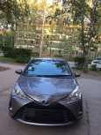 Toyota Vitz, 2017 год, 800 000 руб.