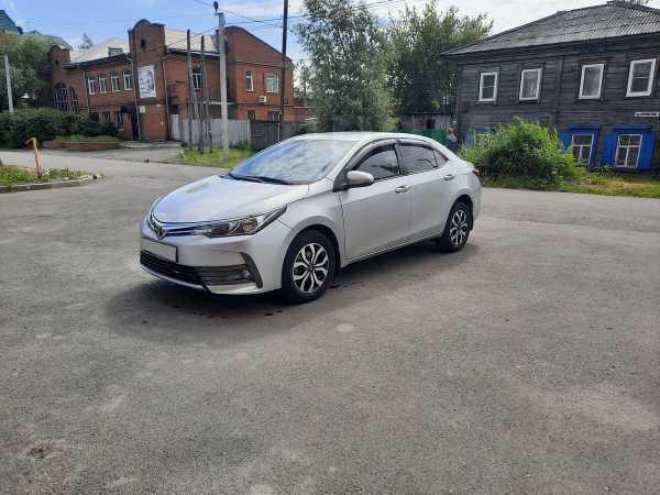 Toyota Corolla, 2016 год, 958 000 руб.