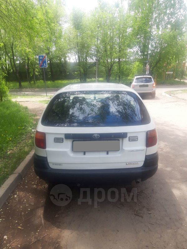 Toyota Caldina, 2000 год, 145 000 руб.