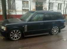 Москва Range Rover 2005