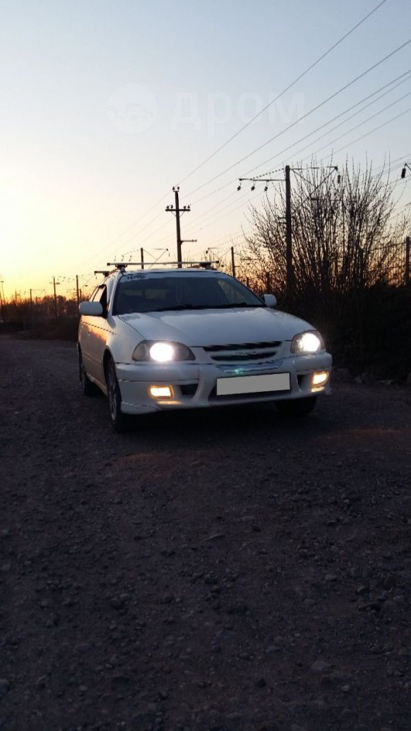Toyota Caldina, 1999 год, 270 000 руб.