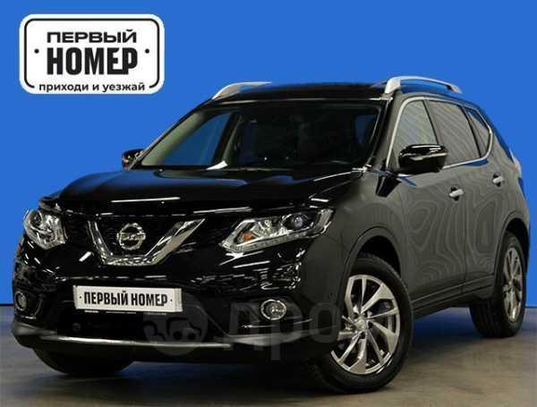 Nissan X-Trail, 2017 год, 1 497 000 руб.
