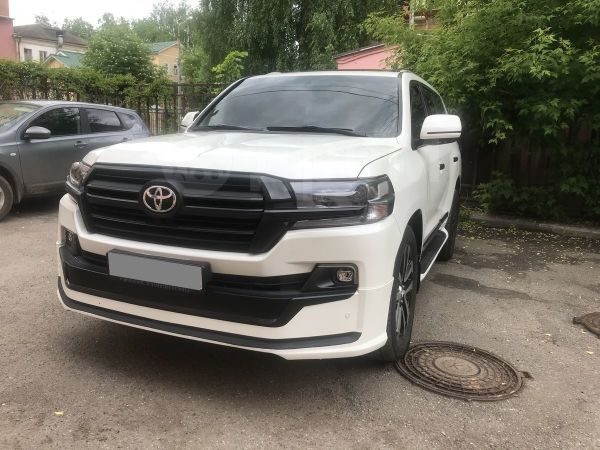 Toyota Land Cruiser, 2010 год, 1 820 000 руб.