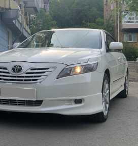 Владивосток Toyota Camry 2008