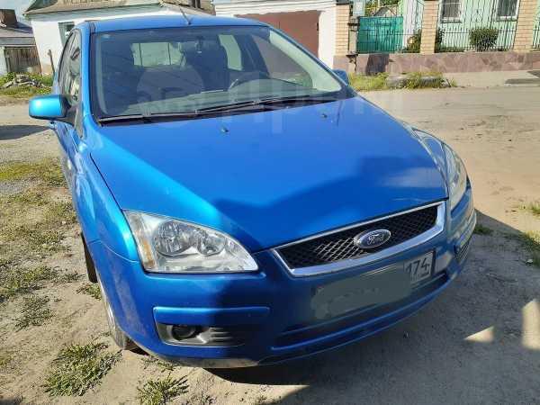 Ford Focus, 2007 год, 273 000 руб.