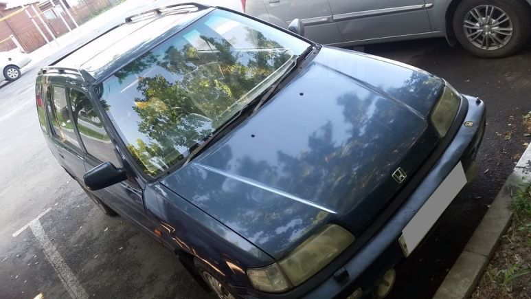Honda Civic Shuttle, 1991 год, 124 000 руб.