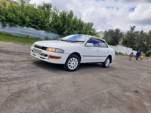Toyota Carina, 1994 год, 164 000 руб.