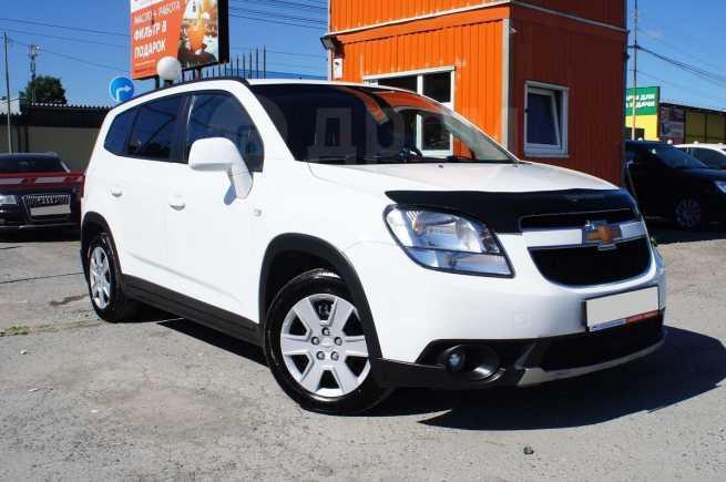 Chevrolet Orlando, 2013 год, 689 000 руб.