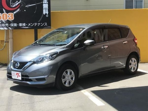 Nissan Note, 2016 год, 876 880 руб.