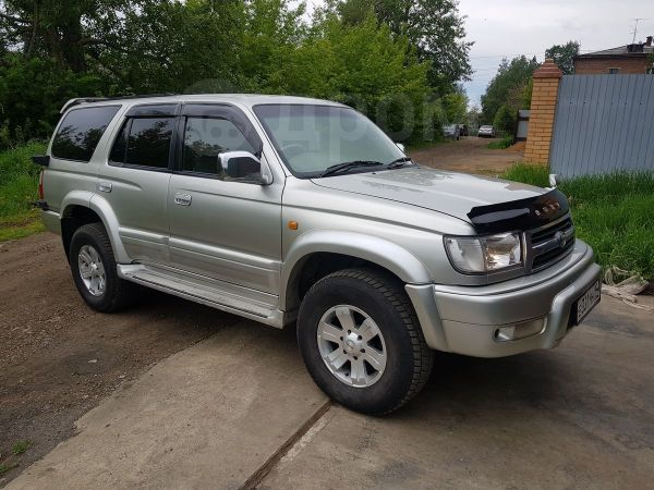 Toyota Hilux Surf, 2001 год, 590 000 руб.