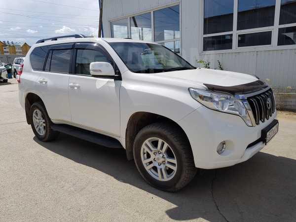 Toyota Land Cruiser Prado, 2013 год, 2 060 000 руб.