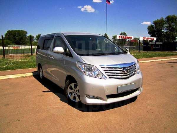 Toyota Alphard, 2009 год, 1 350 000 руб.